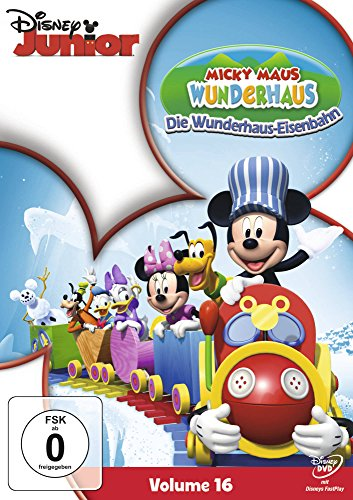 Micky Maus Wunderhaus, Volume 16 - Die Wunderhaus-Eisenbahn