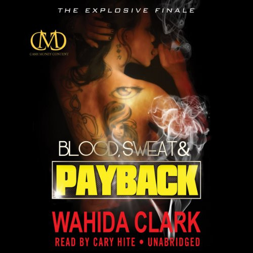 Blood, Sweat, and Payback audiobook cover art