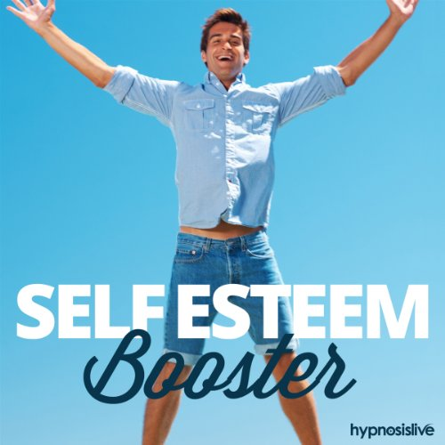 Self-Esteem Booster Hypnosis cover art