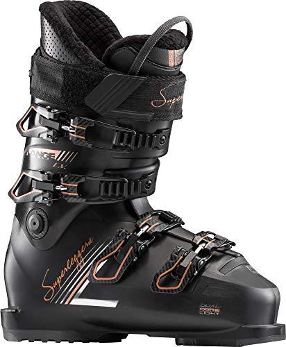 Lange dames skischoenen RX Superleggera W LV (BK/BRZ) – maat 43 – zwart