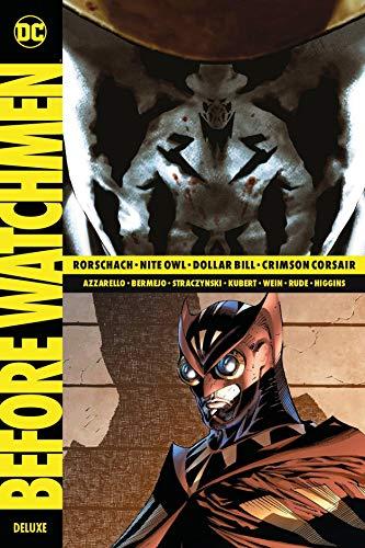 Before Watchmen Deluxe: Bd. 3: Rorschach / Nite Owl / Dollar Bill / Crimson Corsair
