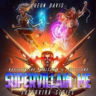 Supervillain, Me cover art
