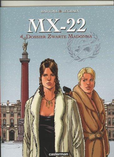 Dossier zwarte madonna (MX22, Band 4)