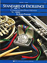 W22FL – Standard of Excellence Book 2 Book Only – Flute (Standard of Excellence – Comprehensive Band Method) Book PDF