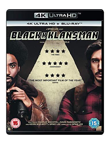 Blu-ray2 - BlackkKlansman (2 BLU-RAY)