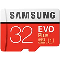 Samsung MicroSDHC - Tarjeta de Memoria de 32 GB - Amazon Exclusive Packaging