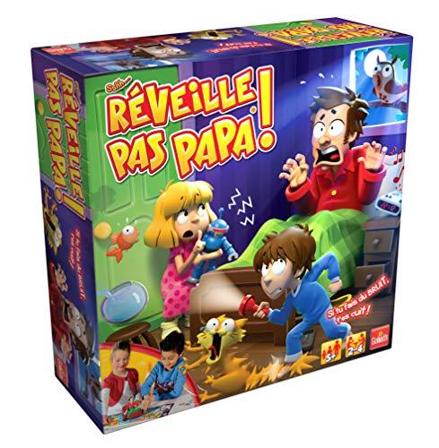 Goliath - Réveille pas Papa - Jeux d'enfants - à partir de 5 ans