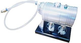 DampfmaschineミニModell2020、Dampfmaschine MODELL Dampfkessel Dampferzeuger Lehrform Physikalisches Spielzeug 113 * 60 * 100MM