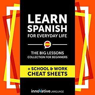 Learn Spanish for Everyday Life cover art