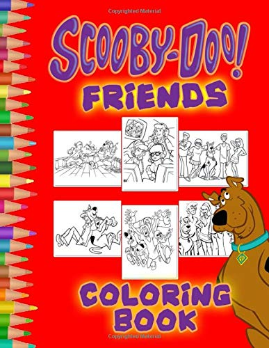 Scooby Doo Jumbo Coloring and Activity Books 2 Pack Fun for All Ages Bendon Publishing