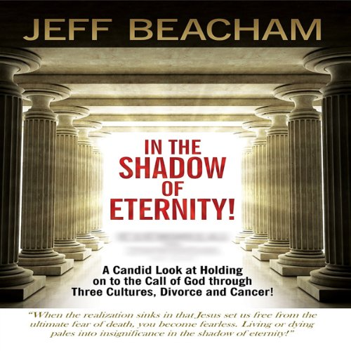 In the Shadow of Eternity! audiobook cover art