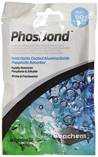 Seachem phosbond fosfato y Extractor de silicato