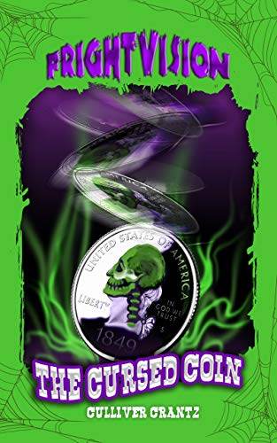 The Cursed Coin by Culliver Crantz ebook deal