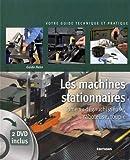 Les machines stationnaires : Tome 1, Dégauchisseuse, raboteuse, toupie (2DVD)