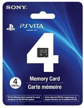4GB PlayStation Vita Memory Card