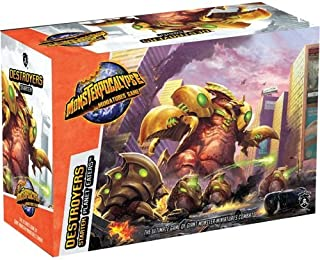 Privateer Press PIP51002 Monsterpocalypse: Starter - Destroyers (Resin), One Size