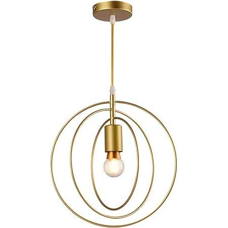 E27 Métal Retro Suspensions Luminaire Lampe Industriel Vintage Plafonnier Luminaire Antique Pendante éclairage Vintage Plafond Lustre Plafonnier Lampe LED Antique Suspensions Luminaire
