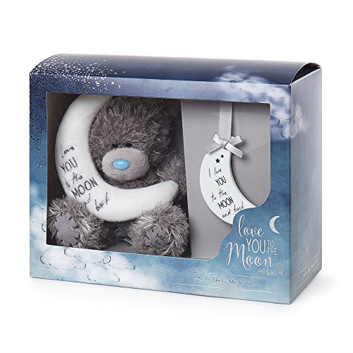 Me to You AGZ01016 Tatty Teddy Love You to The Moon and Back Geschenkset