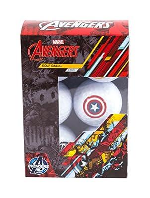 Marvel Avengers Golf Balls