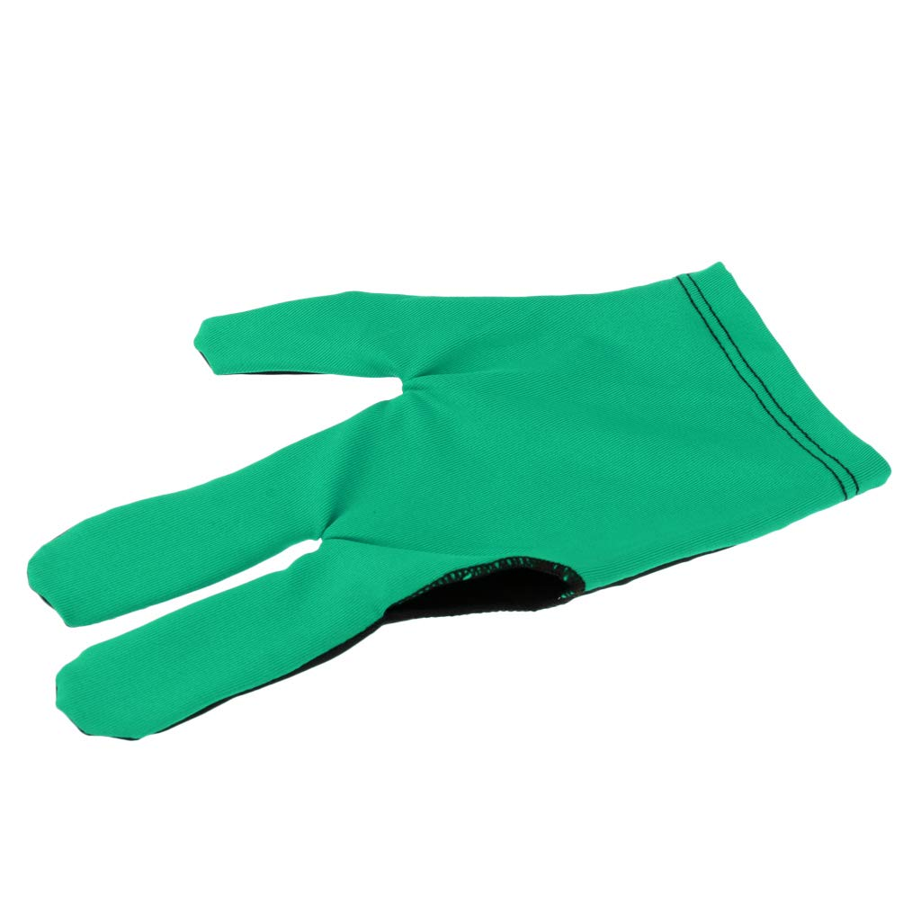3 Fingers Billiard Glove Elastic Glove Billiard Accessories for Man Woman WXS Snooker Billiard Pool Gloves Left Hand