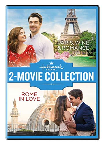 Hallmark 2-Movie Collection (Paris, Wine and Romance / Rome In Love)