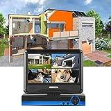 Telecamera monitor NVR Telecamera di sorveglianza CCTV con filtro Ir Cut per la registrazi...