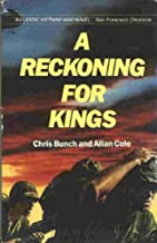 A RECKONING FOR KINGS (The Shannons Book 3)