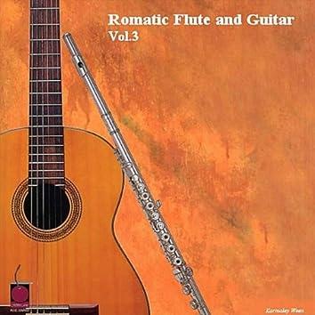 Romantic Flute and Guitar, Vol.3