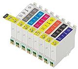 16 ml Compatible con Epson Stylus Photo R800/R1800-Gloss Photo
