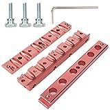 TAKE FANS Fabricante de pintalabios de dos propósitos, 12,1 mm, 6 agujeros, uso doble, aleación de aluminio, DIY, pintalabios de Mold-Kosmetik-Lip-Balsam-fabricante DIY