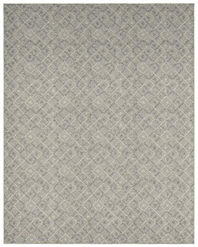 Garland Rug Classic Berber Area Rug, 9-Feet by 12-Feet, Earth Tone