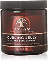 As I Am Curly Jelly Define