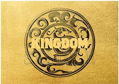 キングダム KINIGDOM 映画 パンフレット 劇場限定 吉沢亮 山崎賢人 信 嬴政 王騎 原泰久 ヤングジャンプ