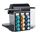 U-CAP, le porte-capsules / distributeur de capsules pour Nespresso PIXIE / PIXIE CLIPS