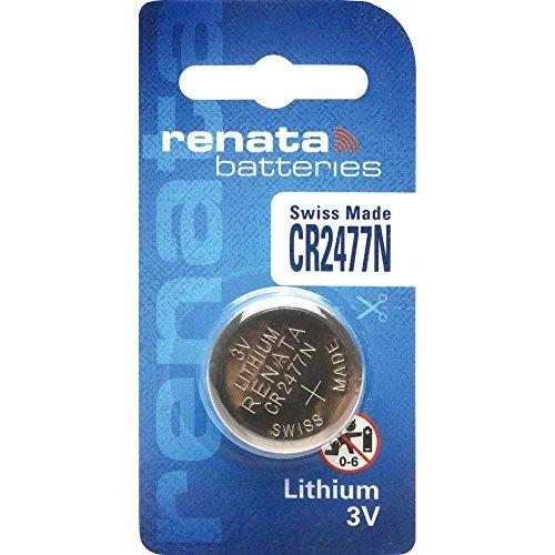 CR24773V Pila de botón de Litio