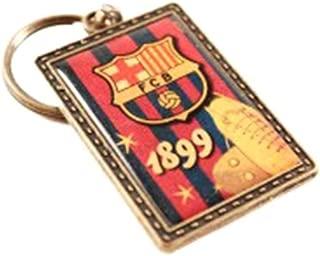 Official FC Barcelona 1899 Crest Keyring Very Rare Design