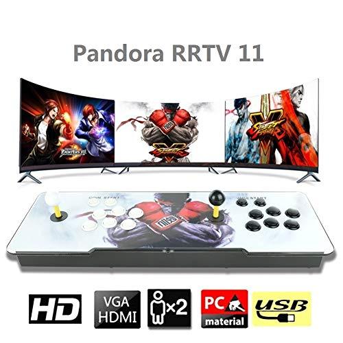 Meansmore XIN-Dynasty 1000+ en 1 Arcade Game Console Pandora's Box 5S 1280x720 Full HD