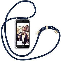 RebelCords Premium Handykette mit Hülle für Apple iPhone 6 / 6s - Smartphone Necklace with Case - Handyhülle mit Umhängeband für Arbeit, Freizeit, Shopping, Ausgehen etc.