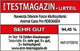 Rowenta RO8366 EA Bodenstaubsauger Silence Force Multicyclonic Animal Care Pro (750 W, beutellos EEK A, 2 l, HEPA 13-Filter) grau/schwarz - 6