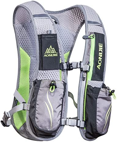 AONIJIE Running Hydration Vest Backpack for Women and Men Lightweight Trail Running Backpack product image