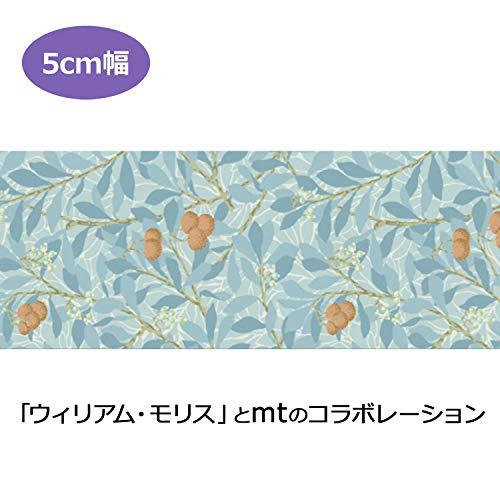 カモ井加工紙マスキングテープmtウィリアムモリスArbutus50mm×10mMTWILL07