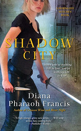 Shadow City (A Horngate Witches Series Book 3) (English Edition)