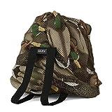 GearOZ Mesh Decoy Bag 1-Pack Duck Decoy Bag for Goose Turkey Waterfowl, Duck Hunting Gear Decoy Backpack Light Weight Blind Bag with Adjustable Shoulder Straps