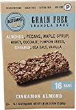 Autumns's Gold Grain Free Cinnamon Almond (16 Count/1.24 Ounce), 19.84 Ounce (2 Pack)