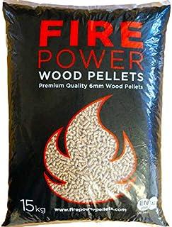 comprar comparacion Firepower Pellets de Madera