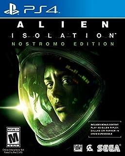 Alien: Isolation - Nostromo Edition - PS4 by Sega [並行輸入品]