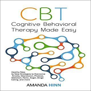 CBT Cognitive Behavioral Therapy Made Easy cover art