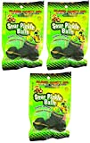 Alamo Candy Sour Pickle Balls, 1 Ounce, Pack of 3