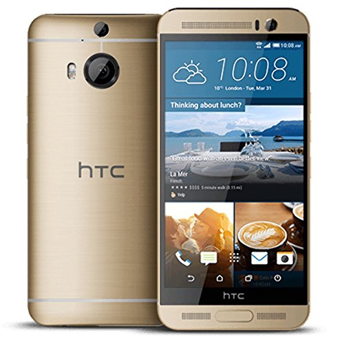 HTC One M9+ 32GB Gold [20,1 MP, 5,2