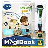 VTech MagiBook Magipen - Juegos educativos (Multicolor, Niño/niña, 3 año(s), 9 año(s), Francés, Batería)